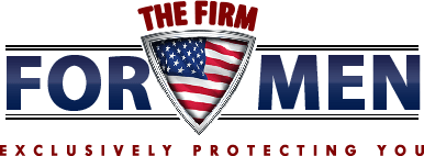 The Firm for Men Mobile Retina Logo