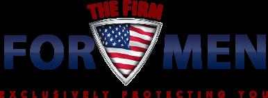 The Firm for Men Mobile Logo