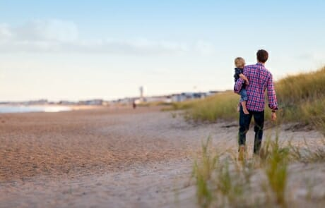 Natural father has stronger right to custody than stepfather