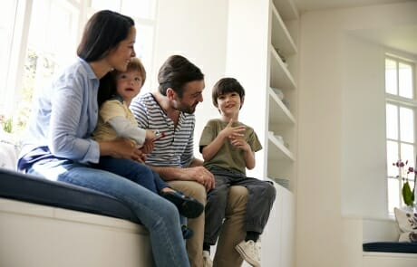 The 8 Commandments of Talking to Your Kids about Separation & Divorce