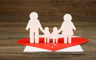 getting child custody in Virginia