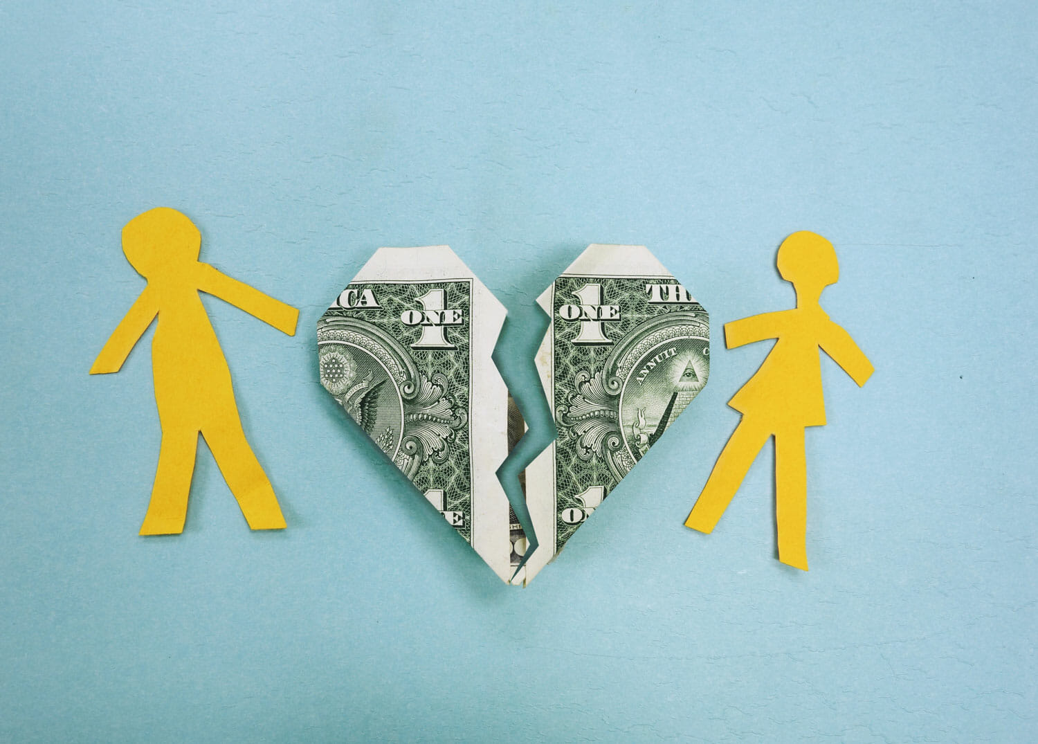 protect your credit during and after divorce