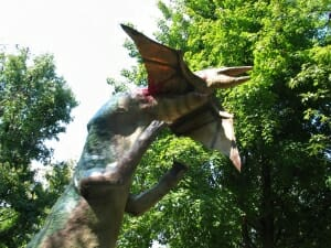 dinosaur land pterodactyl virginia