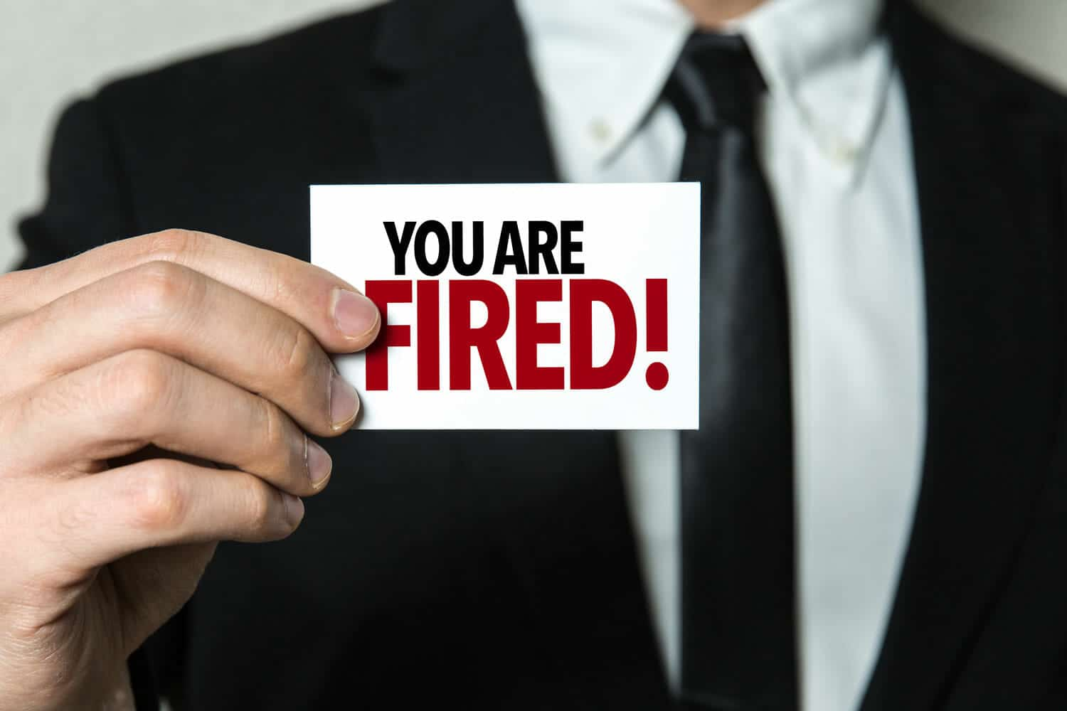 how a miserable marriage can get you fired
