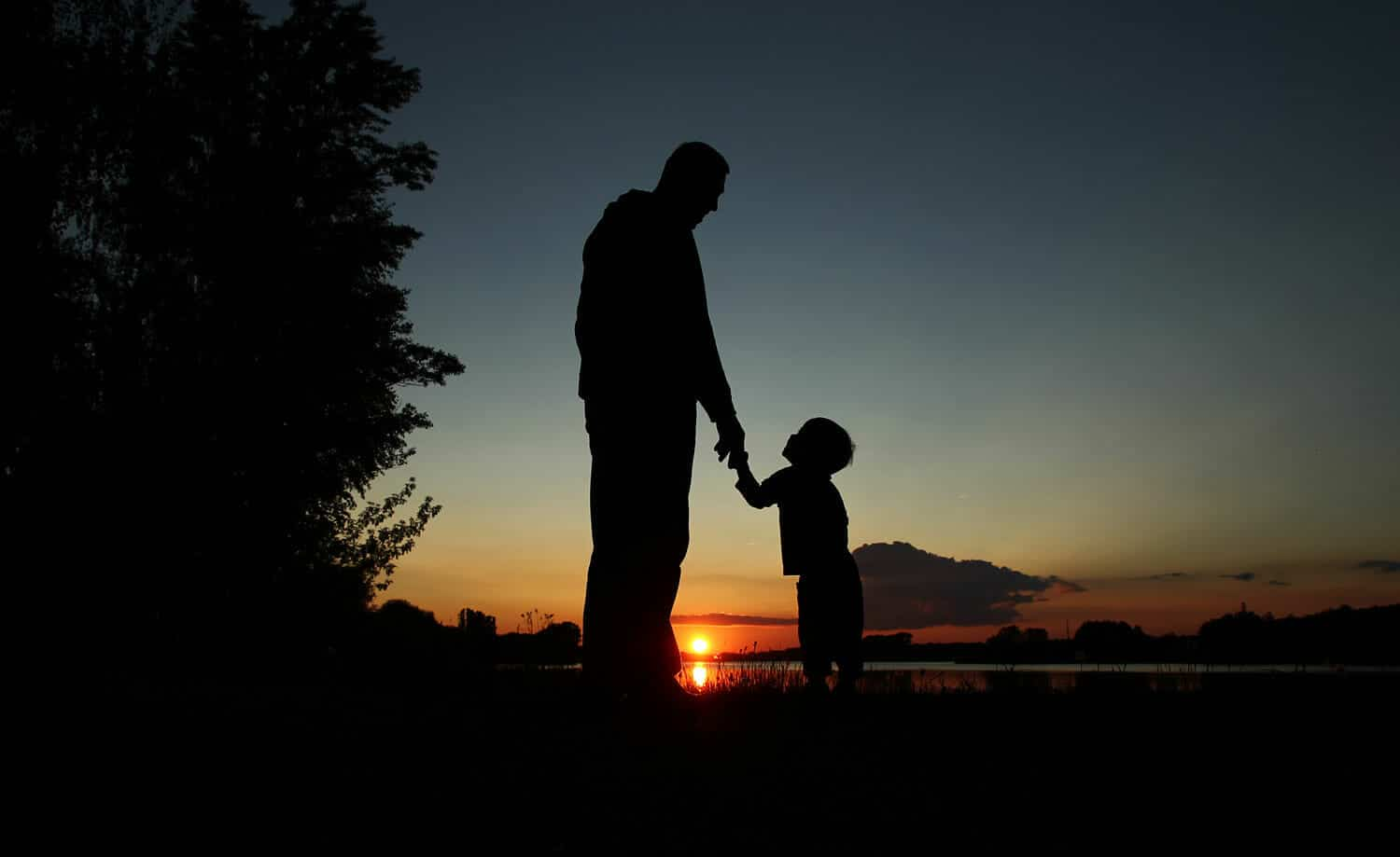 can a father be accused on kidnapping his own kid?