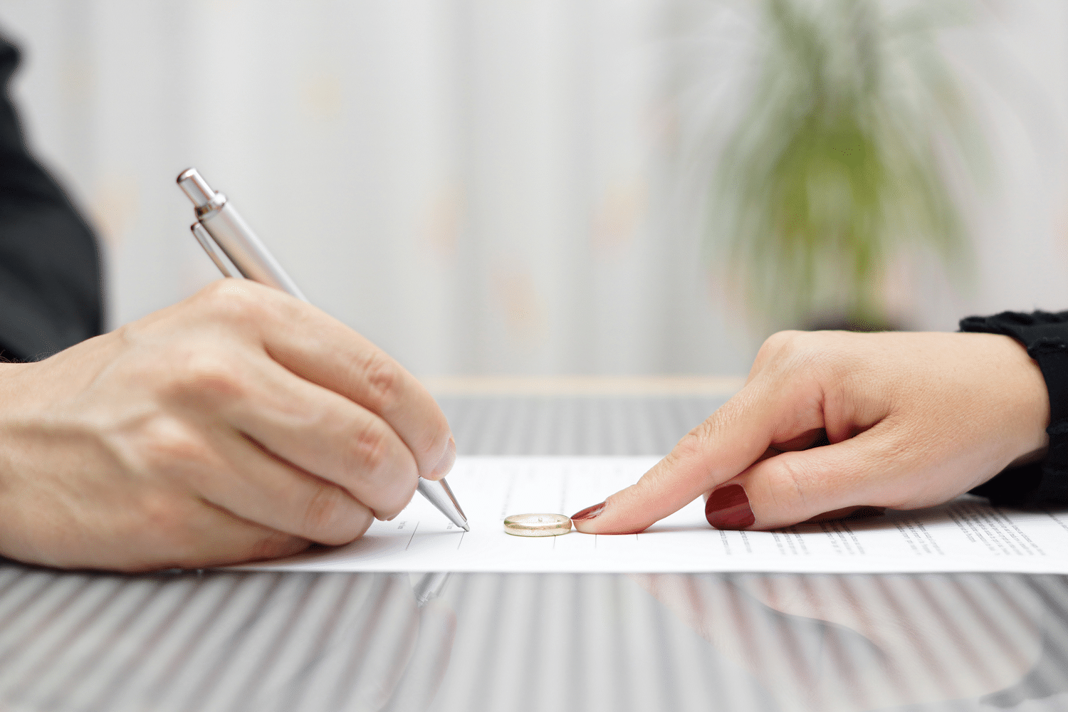 separation agreement mistakes