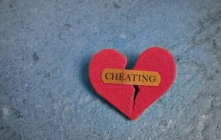 wife is cheating - should I divorce her?