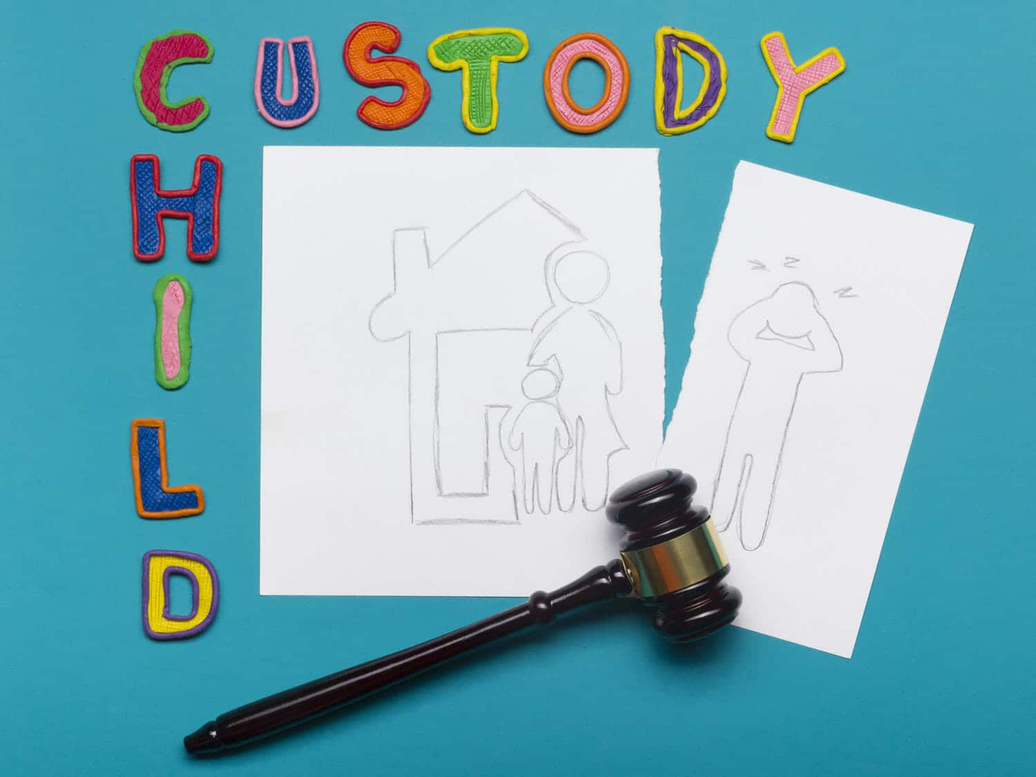 tips for child custody trial