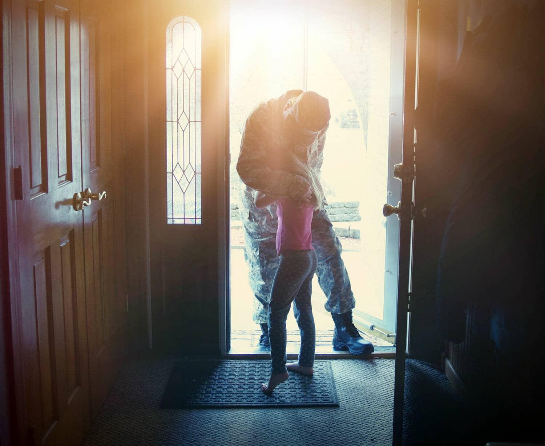 deployed servicemember custody rights