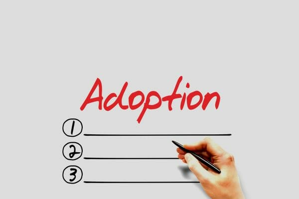 legal adoption of stepchild