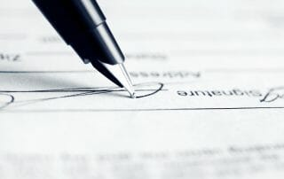 signing over parental rights