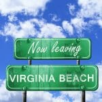 Do I Have to Continue Living in Virginia After I File for Divorce?