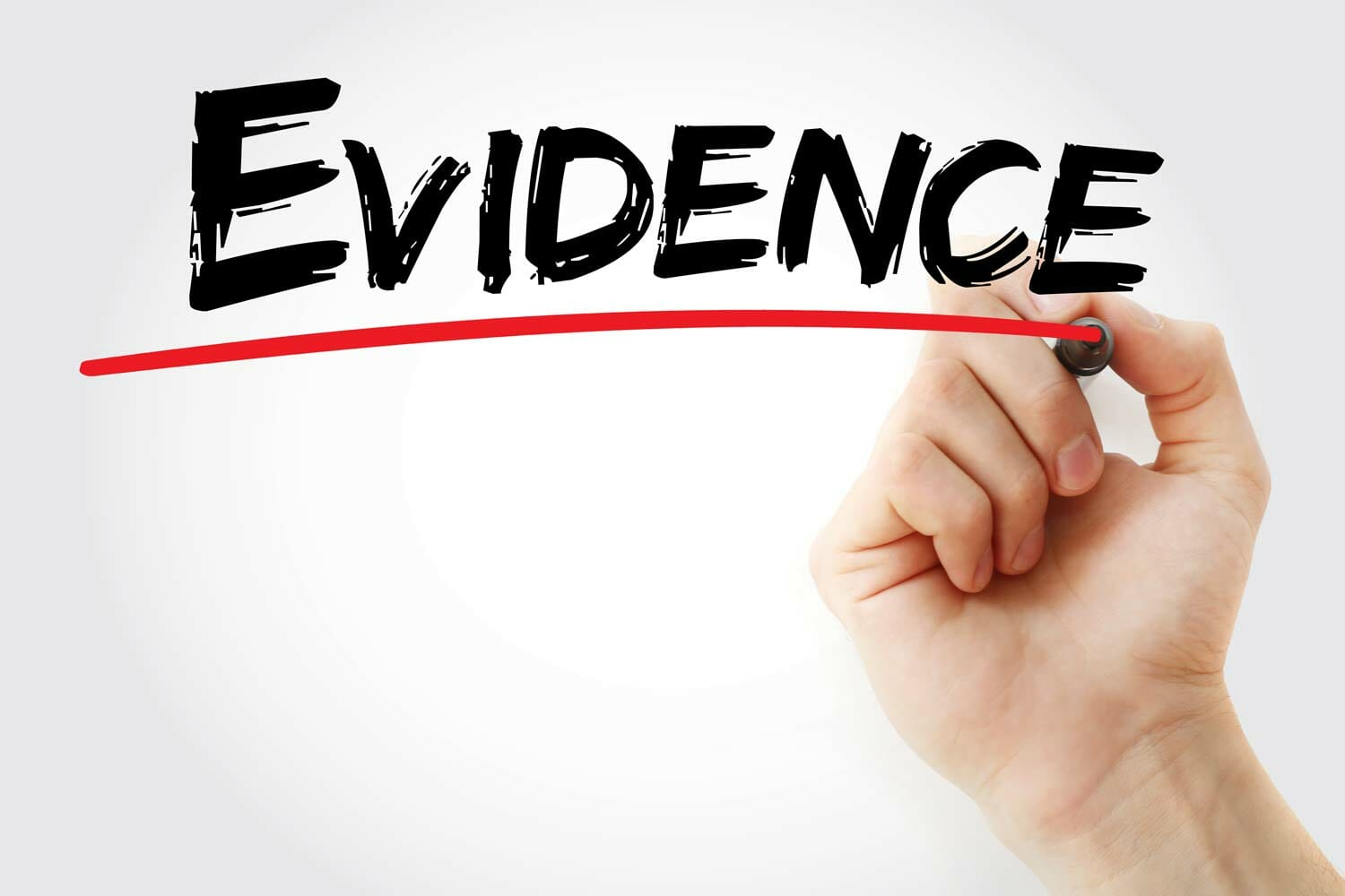 evidence in family law cases