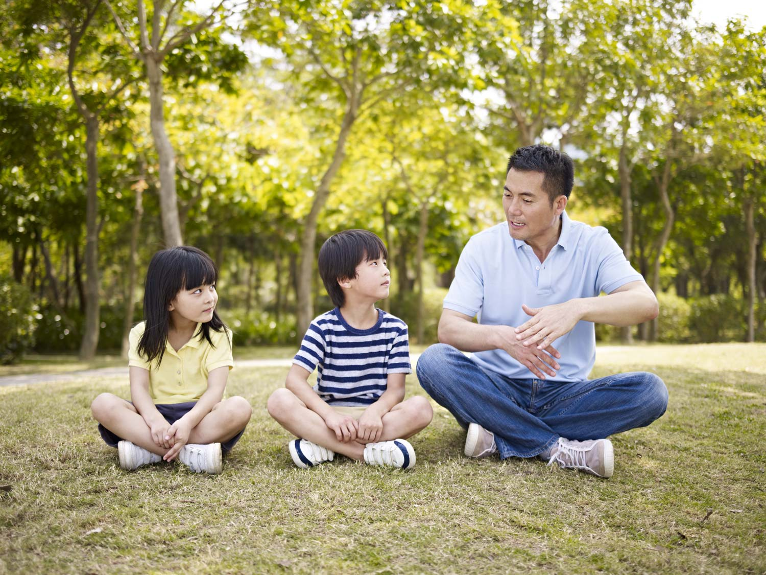 talking to kids about divorce by age