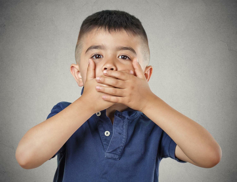 do children testify in a divorce trial?