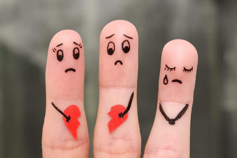 divorce effects on child development