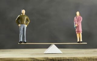 dividing equity in divorce