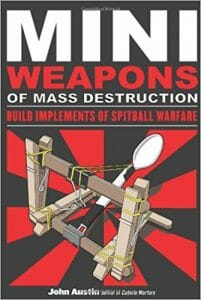 Fatherhood book Mini Weapons of Mass Destruction