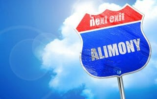 getting alimony if your wife makes more than you