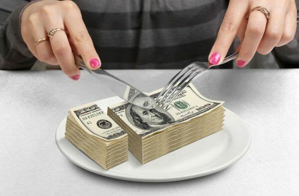 dividing 401k and pensions during divorce