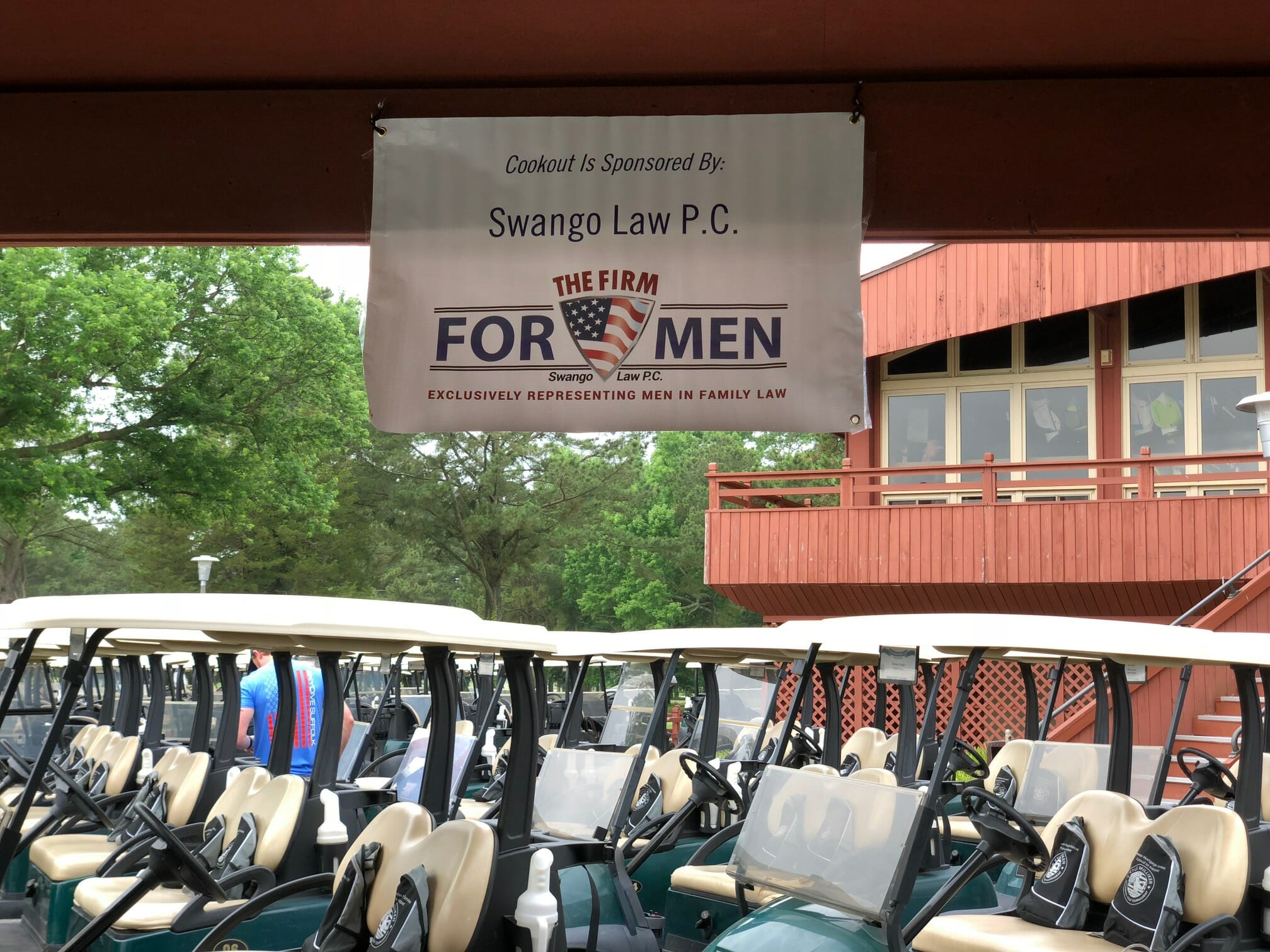 The Firm For Men Sponsors the Kyle Milliken 2nd Annual Golf Tournament