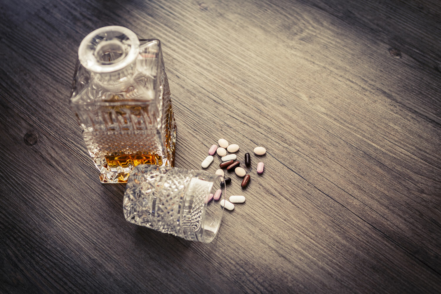 alcohol and substance abuse effect on divorce
