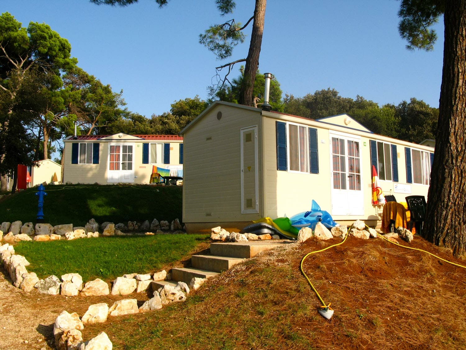 move mobile home during divorce