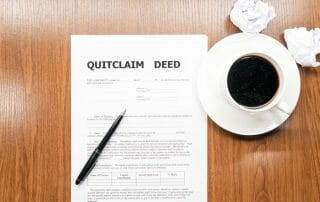 what is a quitclaim deed
