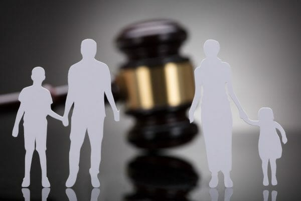 can custody change after divorce