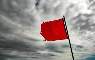 divorce red flags