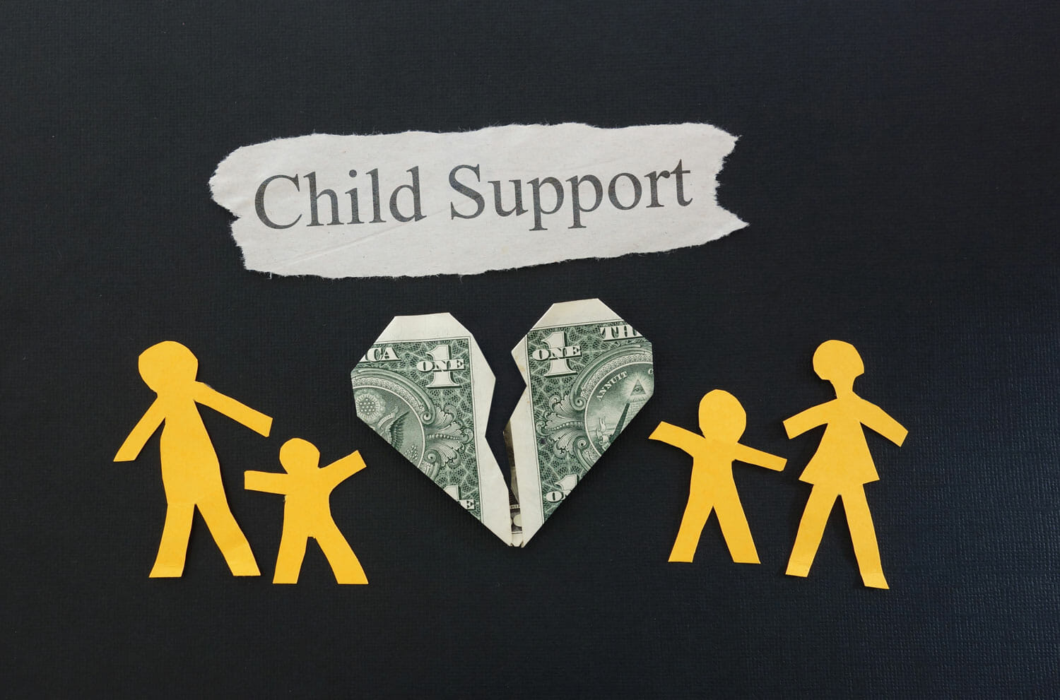 TANF and child support