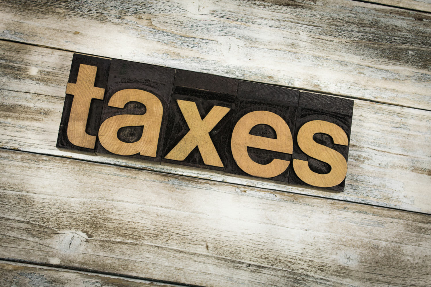 unallocated support and taxes