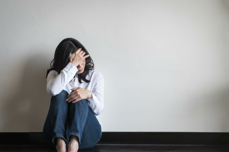 wife's mental illness and custody