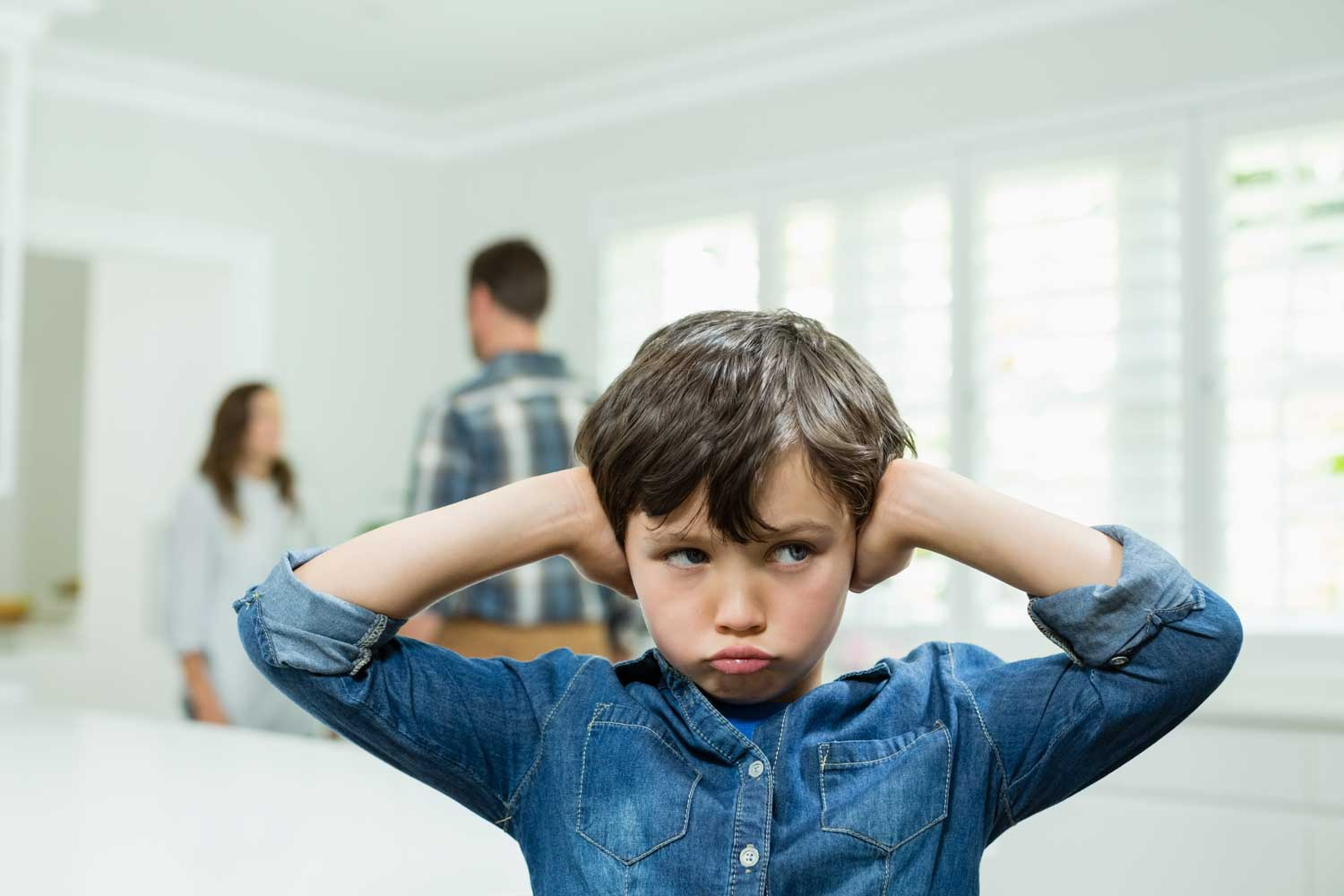 can my child's mother dictate where we live?