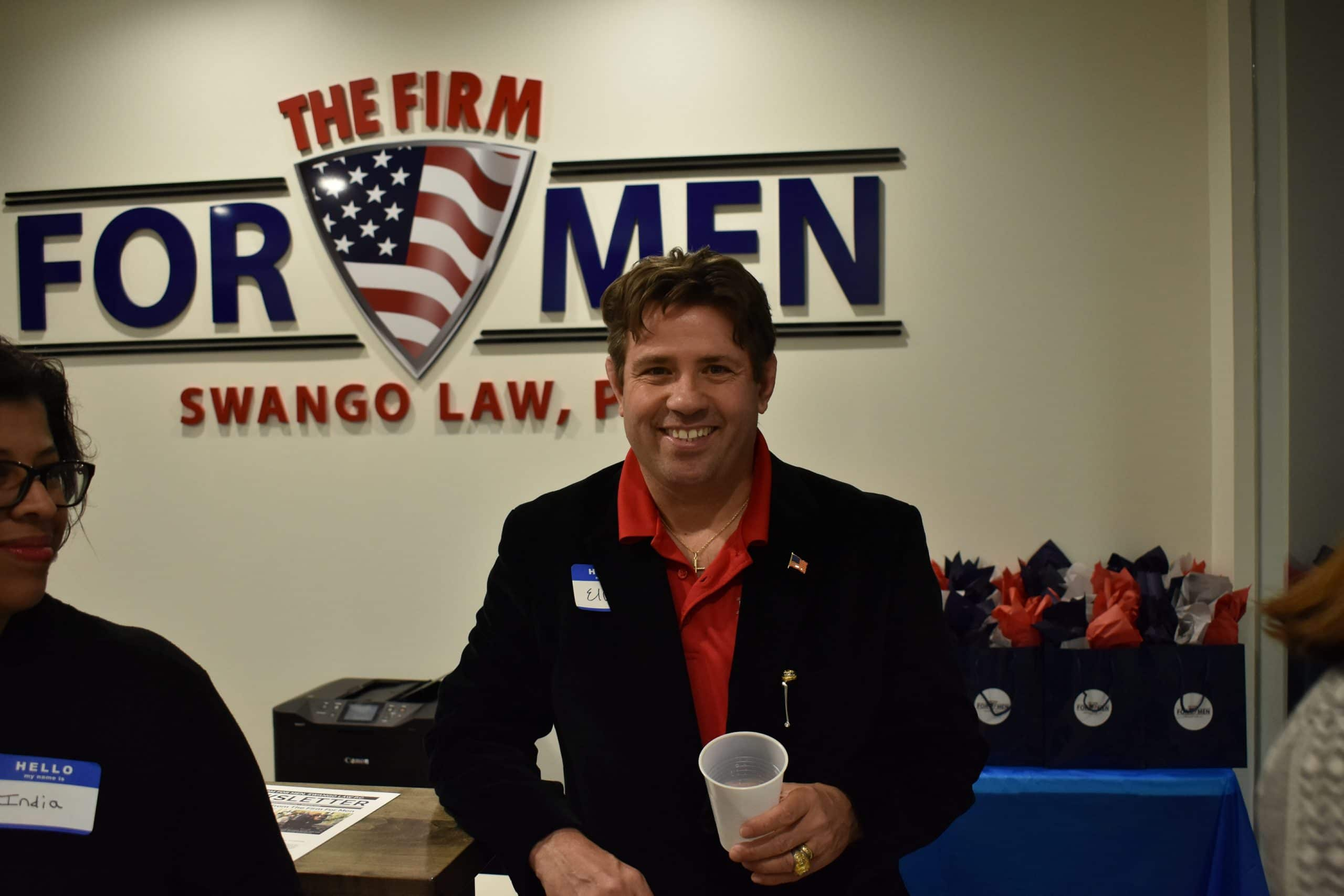 The Firm For Men Grand Opening