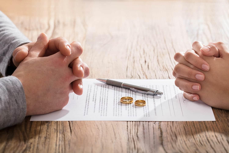 negotiating an equitable divorce settlement