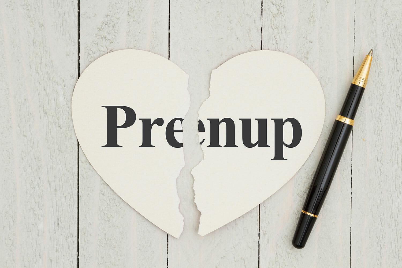 what makes a prenup invalid?