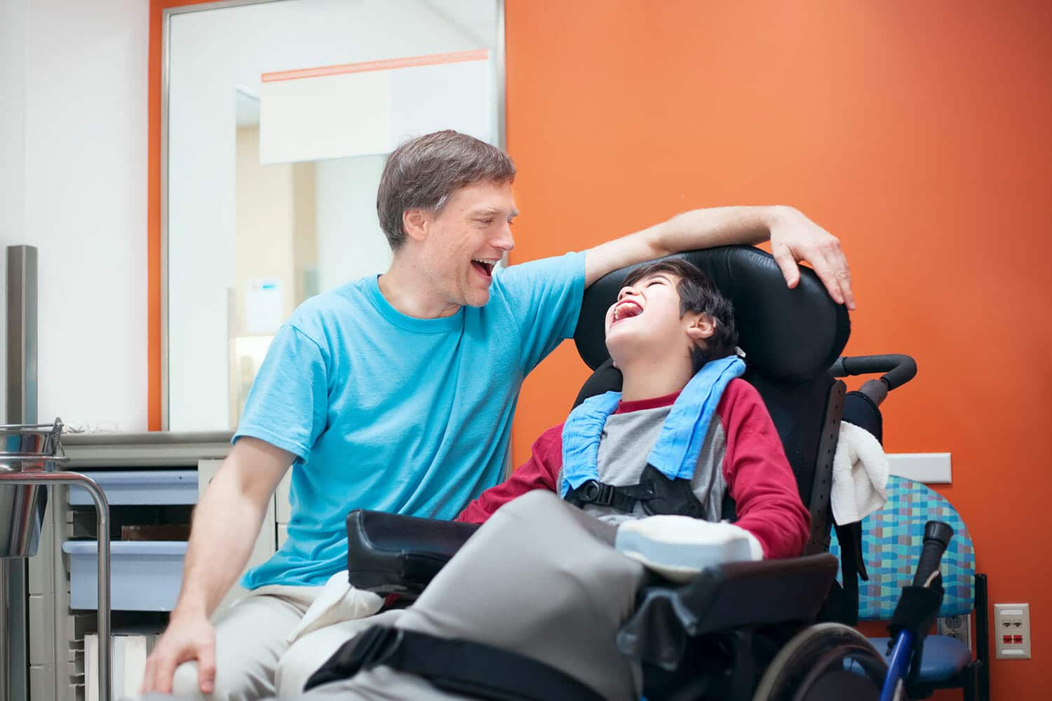 special needs child and sole custody