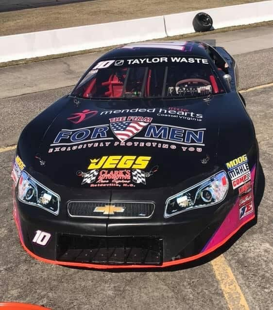 The Firm For Men sponsors Maddy Ryan Racing