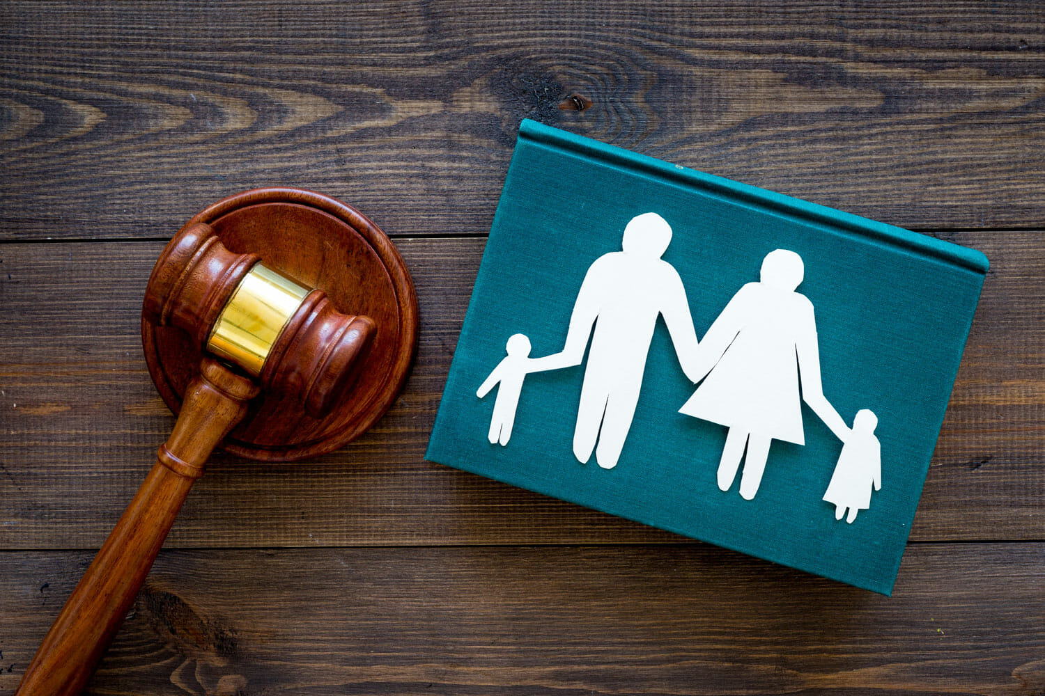 progression of custody law in Virginia