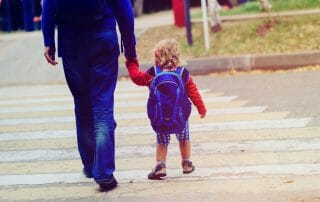 daycare providers and your custody order