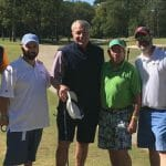 The Firm For Men Foursome Takes on the 2019 Golf Classic