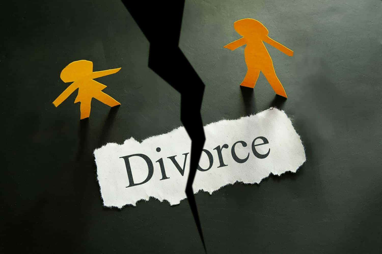 uncontested vs. no-fault divorce