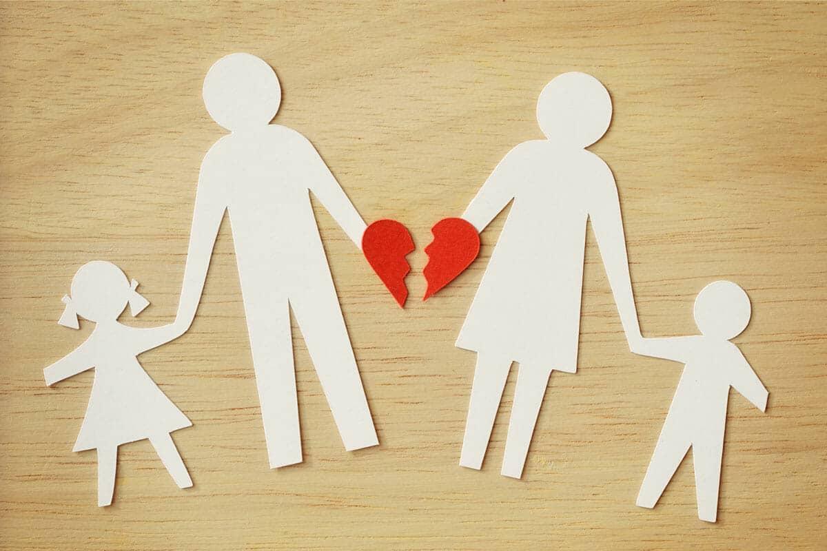 going through a custody battle as a father