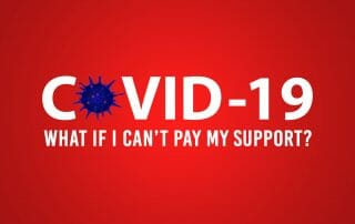 COVID-19 and loss of pay - what if I can't pay my support?
