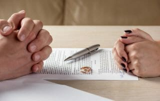 does Virginia require a separation agreement?