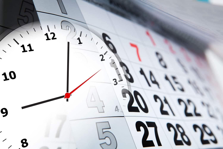 time frame for modifying spousal support