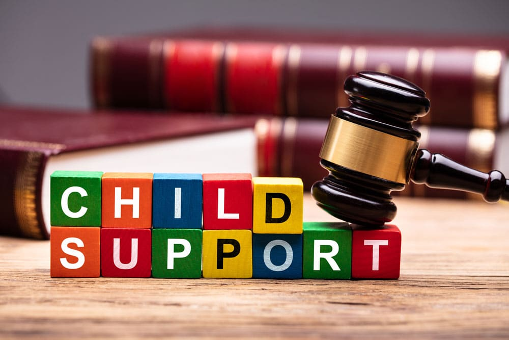 can we stop child support if we agree?