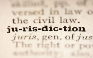 divorce and filing jurisdiction in Virginia