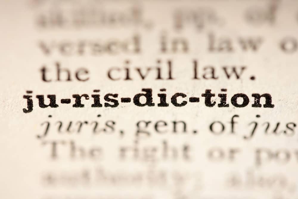 divorce and filing jurisdiction in Virginia